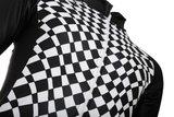 Fortissima Cycling Jacket - Men - Op Art_