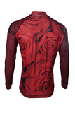 Fortissima Cycling Jacket - Men - Flowers Rose_