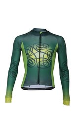 Fortissima Wielerjack Pure - Heren - Tribal-Celtic - Groen