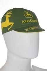 Fietspet NWVG John Deere - groen