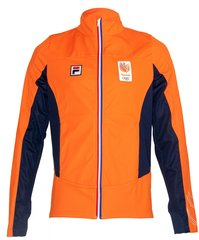 Fila TeamNL Warm-up Jack Extra Warm - dames - oranje