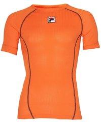Fila TeamNL Warm Ondershirt SS - heren - oranje