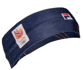 Fila TeamNL Haarband - unisex - blauw