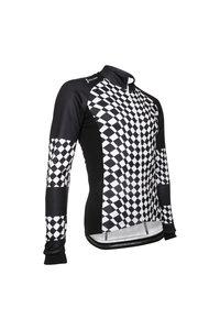 Fortissima Cycling Jacket - Men - Op Art